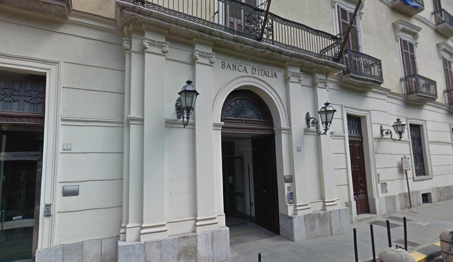 La Banca d'Italia chiude i battenti a Caserta | Caserta Kest'è